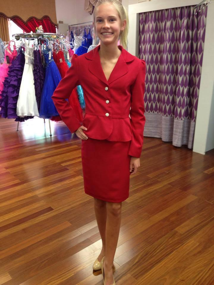 Pageant Interview Suits