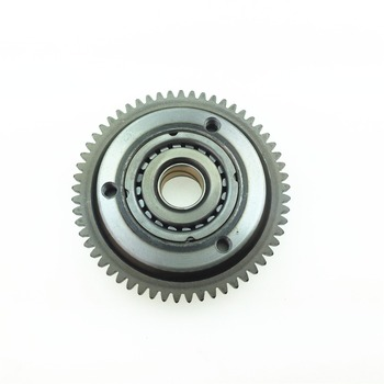 STARPAD For CG150 175 200 250 Motorcycle Accessories Overrunning Clutch Body 20 Bead Starter Disk Assembly