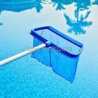 Swimming Pool Super Deep Leaf Skimmer Rake Pools Spas Skimmer Heavy Duty Koi Pond