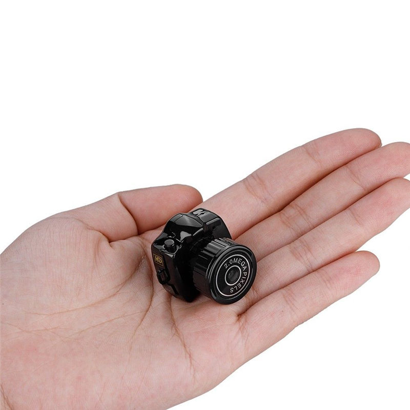 Smallest Mini Camera Digital Photography Video Audio Camcorder Portable Outdoor DV Sport Cam Mini Household USB Web Kamera
