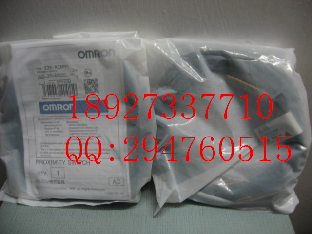 [ZOB] 100% brand new original authentic OMRON Omron proximity switch E2E-X2MY1 2M factory outlets [zob] 100% brand new original authentic omron omron proximity switch e2e x2mf1 z 2m