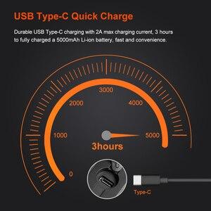 Image 4 - Lumintop Siêu Sáng Tìm Kiếm Đèn Pin ODL20C Max Tia Distancse 860 Mét USB Loại C Sạc Nhanh + 26650 Pin