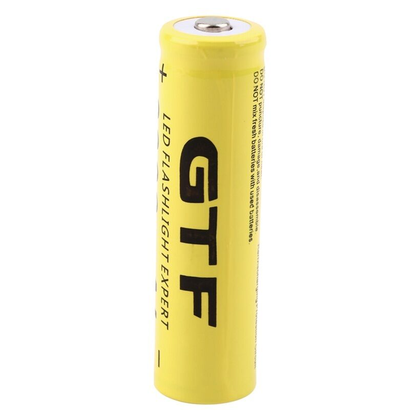 Image 2 - 20pcs 3,7 V 18650 аккумулятор, литиионый аккумулятор, 9900mAh 3,7 V литий ионная литиевая батарея для фонарика-in Подзаряжаемые батареи from Бытовая электроника