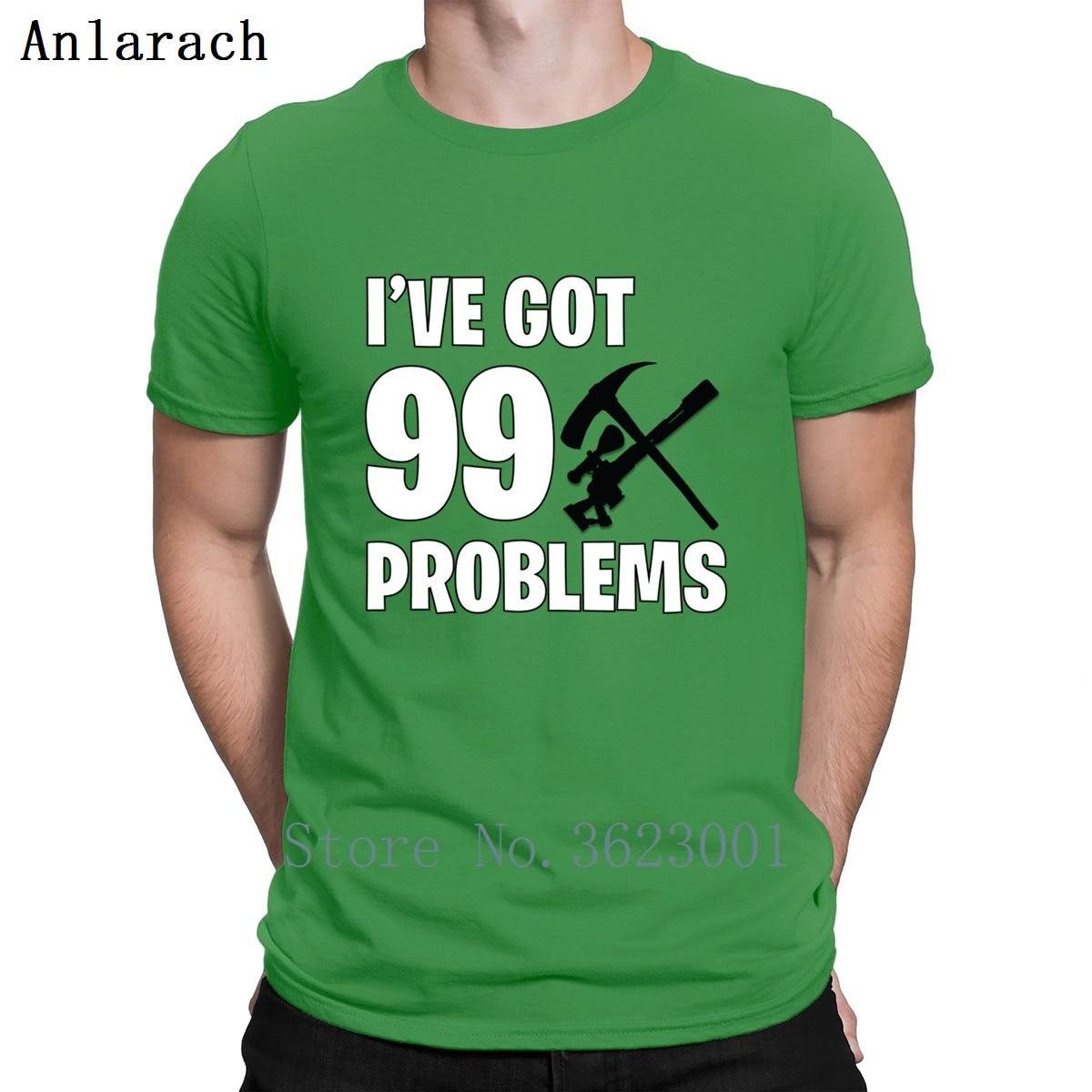 2148ac6225 Fortnite 99 Problems Battle Royale Game Gamers Men S T Shirt Tees