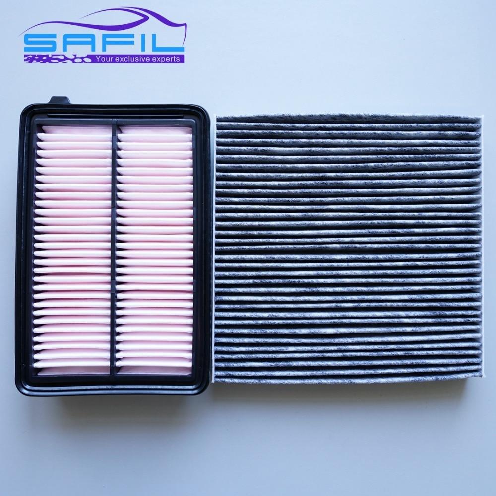 Cabin filter air filter for 2012 honda crv 2 0l 2012 2013 acrv2
