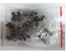S9012 S9013 S9014 A1015 C1815 S8050 S8550 2N3904 2N3906 A42 A92 A733 17valuesX10pcs 170pcs Transistor Assorted