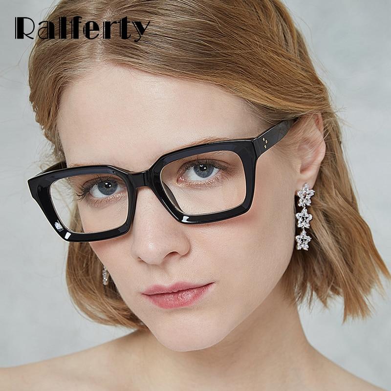 Vintage square eyeglasses frame women glasses frames prescription glasses female 2018 retro optical spectacles f97562