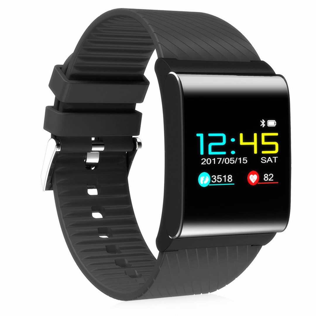 Mayitr Silicone Gel Wristband Smart Fitness Bracelet Wristband Sport OLED Sleep Monitor Heart Rate Bracelet Tracker Smartband стоимость