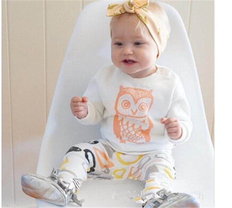 HOT Summer Newborn Baby Boys Girls Clothes Cotton Letter Print Children Clothes Set T-shirt+Pants 2PCS Sport Suit Outfits юбка united colors of benetton цвет серый