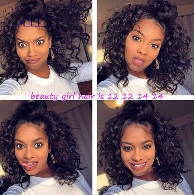 7a Brazilian Virgin Hair Water Wave 4 Bundles 8 26inch Wet N Wavy