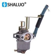 Замена Huayi 154 156 Карбюратор Комплект для бензинового генератора стартер цинковый материал генератор использовать карбюратор части