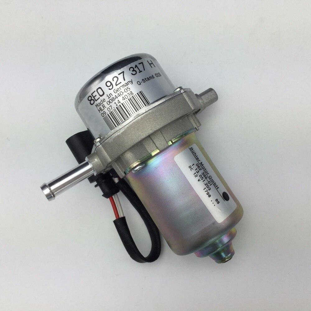 For VW Passat Passat Audi A6 A4 Q7 Power Brake Booster Vacuum Pump 8E0927317H