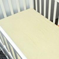 EGMAO BABY Baby Letto Coprimaterasso 1 pz 100% Del Bambino Del Cotone Lenzuolo Per La Neonata Ragazzi 120x70 cm Presepe