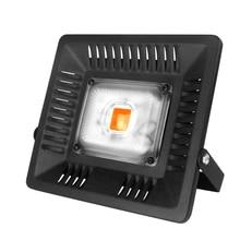 LED Floodlight Full Spectrum Grow Lamp 100W 200W 300W Waterproof Indoor Planting Lamp 220V 110V Greenhouse Hydroponic Grow Light