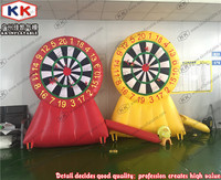 Inflatable Dart Sport Game Colorful Inflatable Dartboard Dart Games with Sticky Darts