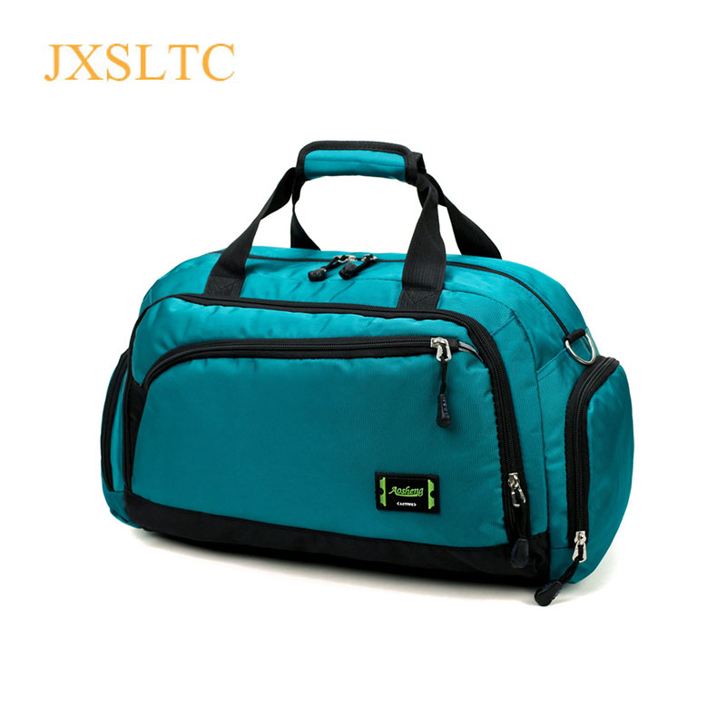 Лидер продаж, водонепроницаемая нейлоновая сумка для путешествий, Мужская модная сумка для переноски на выходные, винтажные повседневные спортивные сумки на плечо, женская сумка для сна