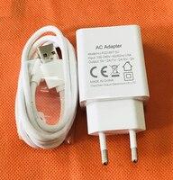 Originele USB Charger Plug + USB Kabel voor OUKITEL K7 MT6750T Gratis verzending|Opladers voor mobiele telefoons|   -