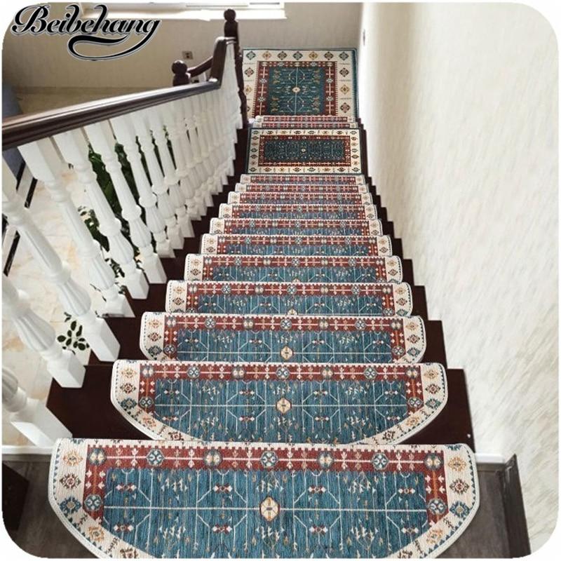 Beibehang 12 stücke Benutzerdefinierte treppenhaus pad trittmatte - Haustextilien