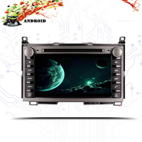Octa Core Android 9.0 Screen 1024*600 Fit TOYOTA Venza 2008 2012 2013 2014 2015 Car DVD Player Navigation GPS TV 3/4G Radio