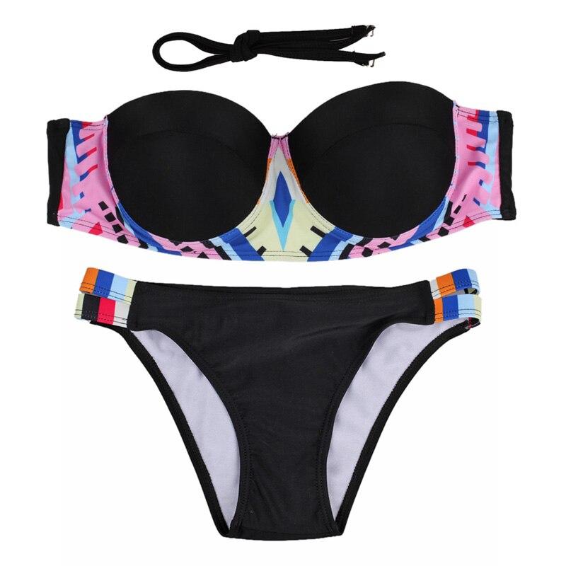 d9d80ae73c swimwear 2016 bikini set brazil women swimsuit brazilian swimming suit for women  trikini beach sarongs beachwear-in Bikinis Set from Sports   Entertainment  ...