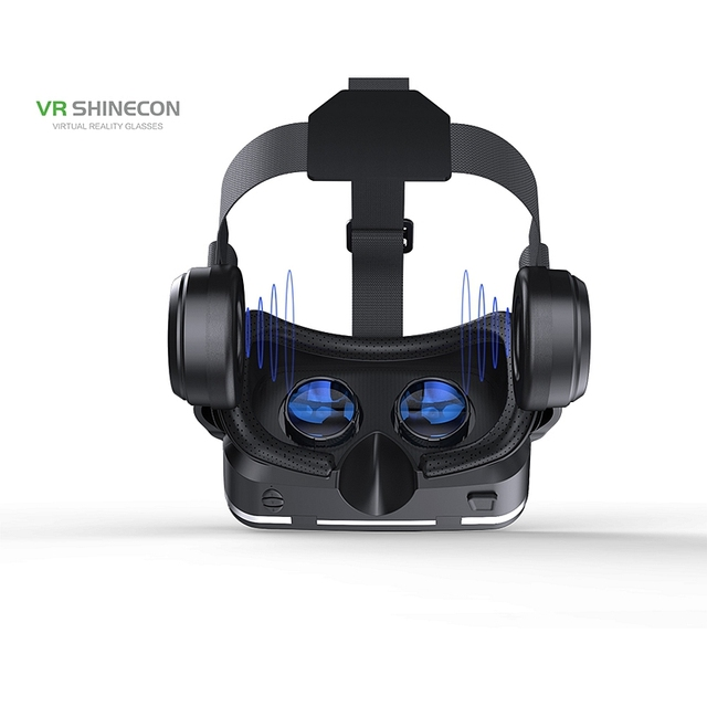 ITSYH VR box glasses 6.0 Virtual Reality 3D VR for 4.7 5