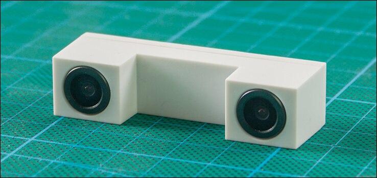 SCAM302 caméra 3D uniquement pour Skyzone SKY02S V + lunettes lunettes