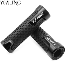 FOR Yamaha Nmax 155 Nmax155 NMAX125 nmax 125 2016 2017 2018 2019 7/8 Motorcycle CNC Handlebar Hand Grips Bar End Gel Grip цена