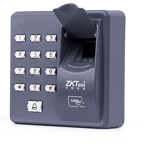 Biometric Fingerprint Reader Access Control X6 ZKTECO Fingerprint door access control with keypad KO ACCESS CONTROL KOTECH