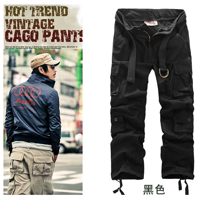 Popular Baggy Khaki Pants-Buy Cheap Baggy Khaki Pants lots from ...