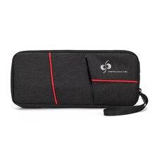 Estuche de transporte bolsa de almacenamiento para DJI Osmo bolsillo de mano Gimbal Cámara estabilizador bolso portátil almacenamiento maleta Accesorios