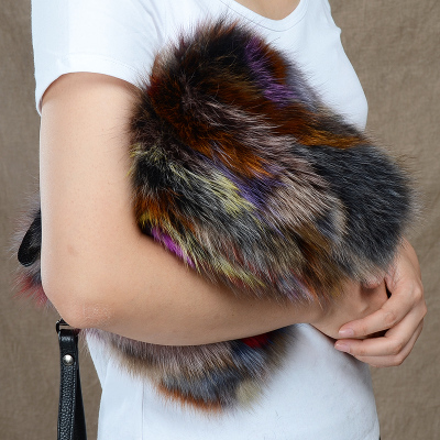 Fox Fur Handbag For Women | Fashion Fur Handbags For Girls