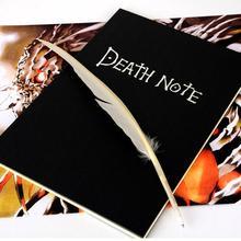 Планировщик аниме Death Note книга красивая модная тема Ryuk Косплэй Тетрадь школьные принадлежности большой написание журнал