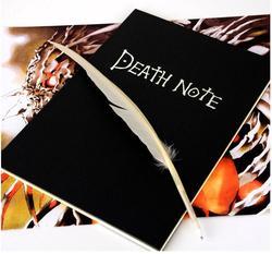 2019 Planejador Anime Death Note Livro Encantador Moda Tema Ryuk Cosplay Notebook Suprimentos Nova Escola Grande Escrita do Jornal