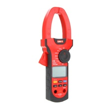 UNI-T UT207 1000A Digital Clamp Meters Measure Multimeters Auto Range Resistance AC DC Voltage true RMS uni t ut220 2000a digital clamp meters measure multimeters auto range data hold lcd backlight resistance meters megohmmeter