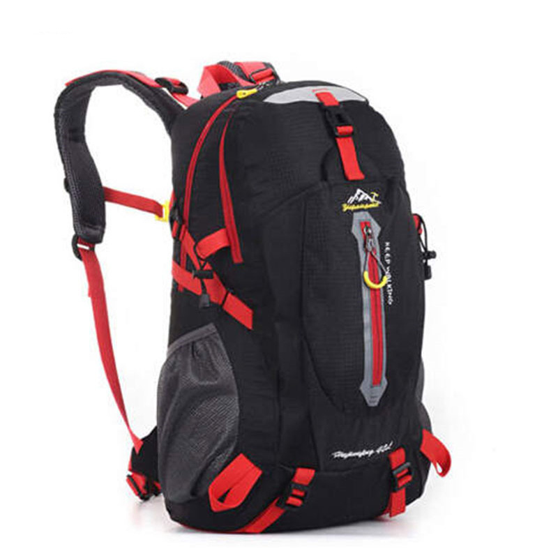 2015 Hot Mountaineering Backpack Travel Rucksack Large Capacity Rucksack Large Capacity Bicycle Men Oxford Bag Mochila 40L A328B 2016 hot bicycle backpack men rucksacks packsack large capacity laptop bag knapsack mountaineering backpack ride mochila xa105b
