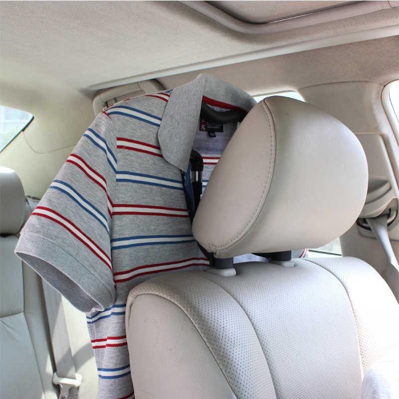 السيارة الخلفي مسند الرأس بالمقعد معطف الملابس لينة شماعات لكيا سيراتو سبورتاج 2018 بيكانتو سورنتو سيارة رينو داستر أوبل إنسيجنيا 2019