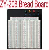 Wholesale No Welding Solderless Breadboard Plate 3220 Tie Points Test Circuit Board ZY 208 24 Hours