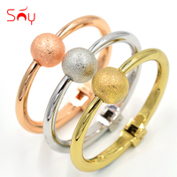 Sunny Jewelry Fashion Jewelry 2019 Cuff Bracelets Bangles For Women High Quality Exquisite Jewelry Luxury Balls For Party Daily
