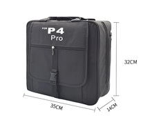 Large Storage Protective Bag For Sony PlayStation Carrying Bag For PS4 Pro Console Gamepad Controller Accessories