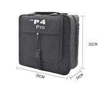 Pojemne obudowa ochronna do Sony PlayStation torba do przenoszenia do konsoli PS4 Pro akcesoria do konsoli gamepad