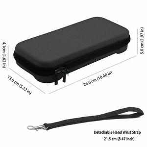 Image 5 - Draagbare Compressie Hard Bag Pack Voor Nintend Schakelaar Reizen Beschermende Eva Storage Case Box Voor Nintendo Switch Console Gt