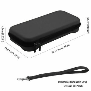 Image 5 - Paquete duro de compresión portátil para Nintendo Switch, funda protectora de viaje, impermeable, EVA, para consola NS Switch