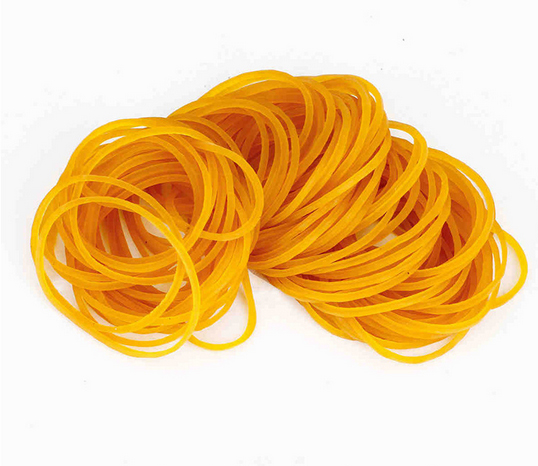 100pcs/bag  Wholesale Officer Supply RUBBER BANDS Strong Elastic For Packing High Quality  Factory Rubber Bands OBT006