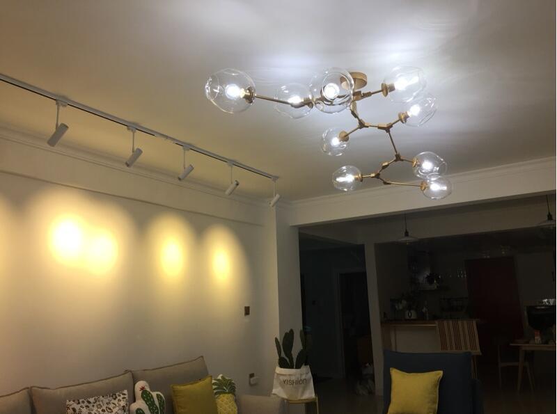 interior spot lighting. Free Shipping 15W COB LED Track Light Iluminacion Led Spot Lighting Spotlight Adjustable KASUO-in From Lights Interior
