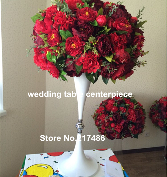 sin flores incluyendo soporte arreglo floral para la decoracin de la boda arreglo de