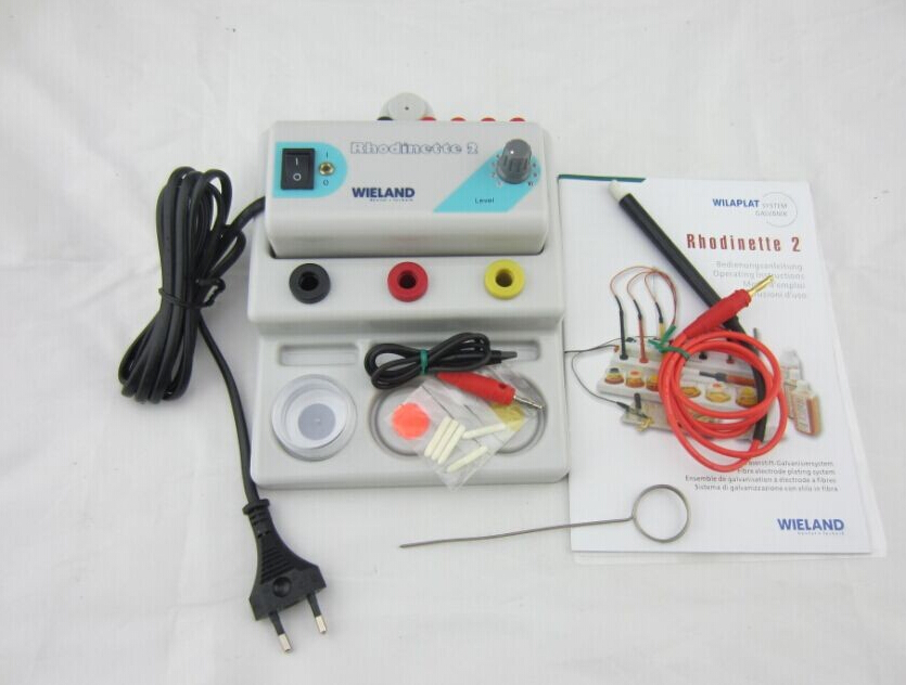 Allemagne Placage Stylo Fabrication De Bijoux Matériel Bijoux Making Supplies, Galvanoplastie Or & Argent revêtement ocvering Machine
