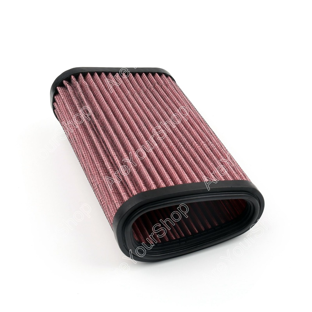 Sale 1PC For Motorcycle Air Filter Universal Motorbike Air Intake Filter Plastic For Honda CB1000R 2008-2014