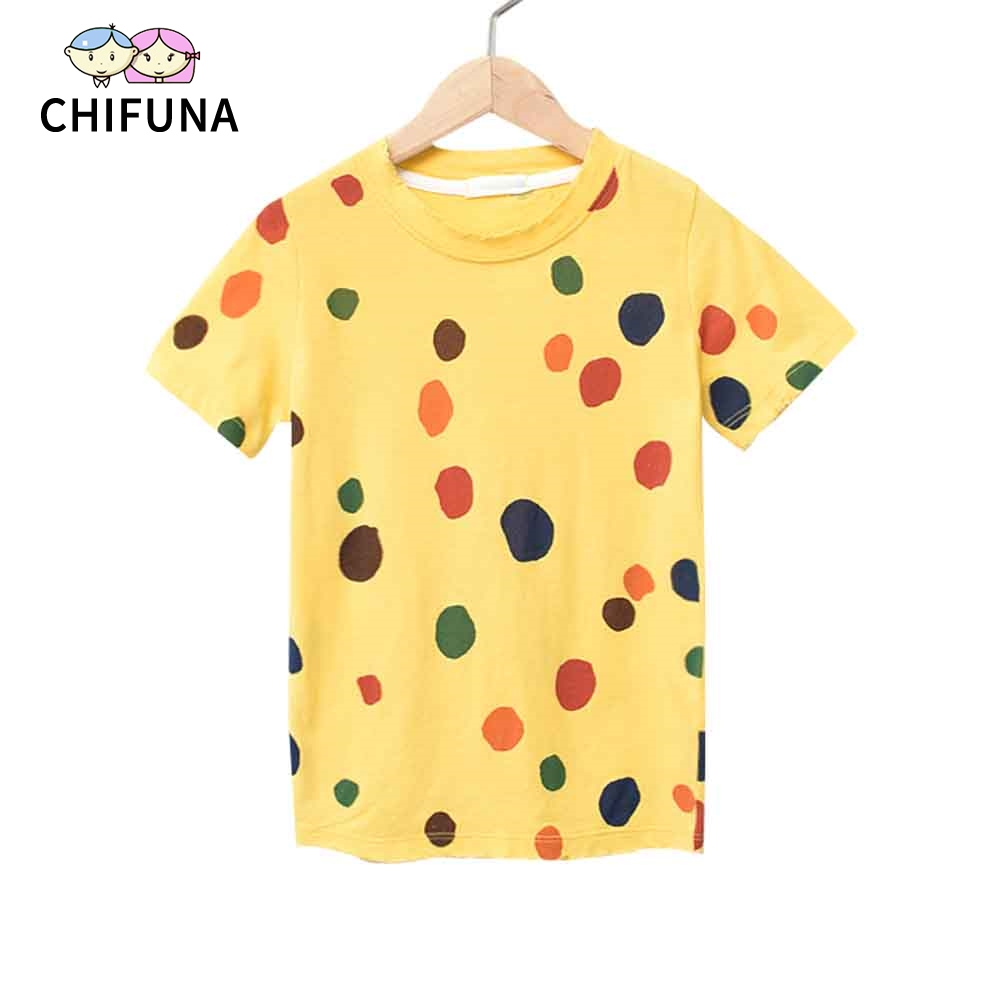 Chifuna Children Clothing Unisex 2018 New Tees with Cool & Design Funny Style Girls Shirts Summer Tops for Boys T-shirt Printing