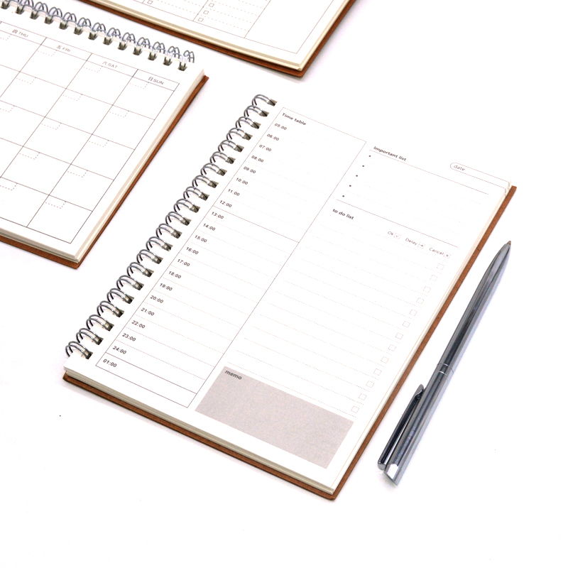 Top 9 Most Popular Paper Notebook Planner List And Get Free