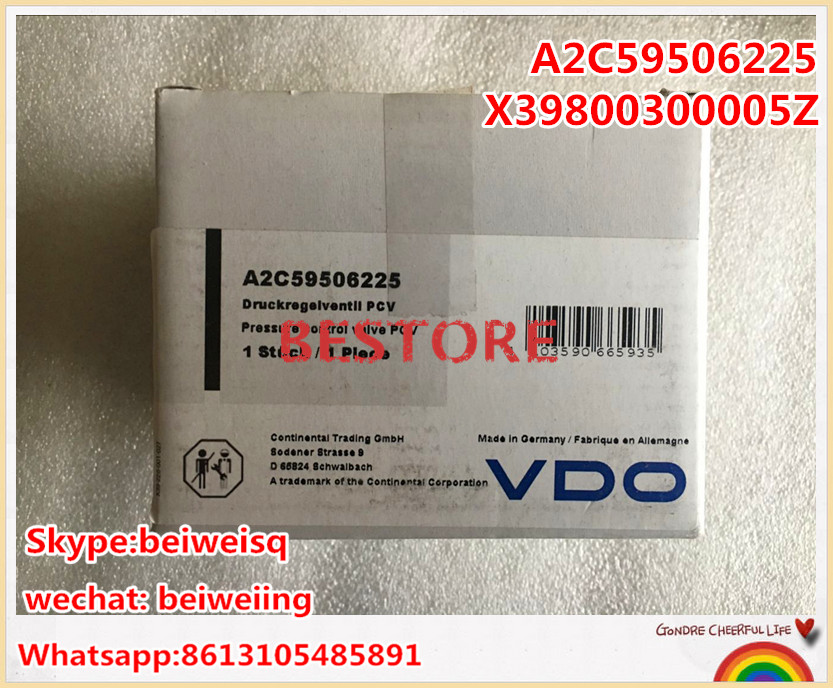 ФОТО 100% Original New VDO common rail pump pressure control valve X39-800-300-005Z X39800300005Z IN STOCK